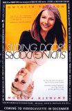 Sliding Doors, på engelsk Plakater