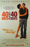 40 Days And 40 Nights Posters