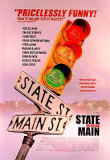 State &amp; Main Print