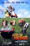 Over The Hedge Print