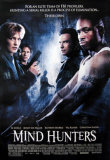 Mind Hunters Plakater