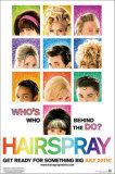 Lakier do włosów Poster
