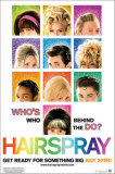 Hairspray Print