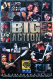Warner Brothers Big Action Posters