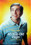 The 40-Year Old Virgin Posters