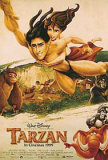 Tarzan Posters