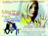 Martha Meets Frank Plakat