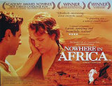Nowhere In Africa Posters