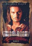 Piratas del Caribe Lámina