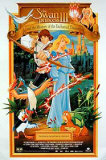 The Swan Princess Affiche