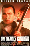 On Deadly Ground Print