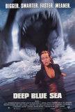 Piekielna głębia (Deep Blue Sea) Plakaty