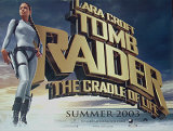 Tomb Raider : The Cradle Of Life Posters