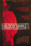 Blood Simple Affiches