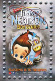 Jimmy Neutron Boy Genius! Kunstdrucke