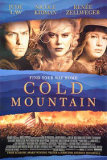 Retour &#224; Cold Mountain Affiche