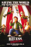 Recess-School's Out! Poster