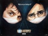 Alien Autopsy Posters