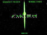 Alien - genopstandelsen Poster