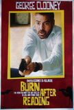 Burn After Reading Posters