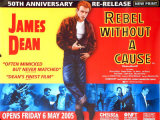 Rebel Without A Cause Posters
