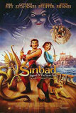 Sinbad: Legend Of The Seven Seas Posters