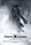Pirates Of The Caribbean:At World's End Plakat