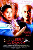 Crouching Tiger, Hidden Dragon Posters