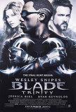 Blade: Mroczna Trójca Plakaty