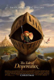 The Tale Of Despereaux Affiches