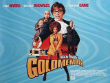 Goldmember Plakater