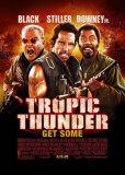 Tropic Thunder, una guerra muy perra (Tropic Thunder) Póster