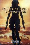 Resident Evil:Extinction Affiches