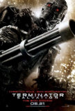 Termination Salvation -X Poster