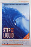 Step Into Liquid Posters