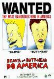 Beavis & Butthead Do America Plakater
