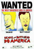 Beavis &amp; Butthead Do America Poster