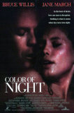 Color of Night Affiches