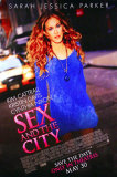 Sex And The City: The Movie Plakater