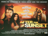After The Sunset Posters