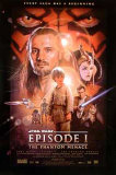 Star Wars Episode I (oversized postcard) Poster