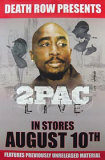 Tupac Live Posters