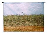 Campo de trigo con cuervos Tapiz por Vincent van Gogh