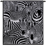 Seeing Stripes Wall Tapestry