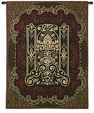 Filigree Medallion Wall Tapestry