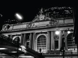 Grand Central Station at Night Print by Phil Maier