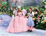 The Wizard of Oz: Glitter Glinda Kunst