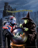 The Wizard of Oz: Witch Can't Wait Glitter Affiches