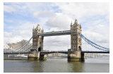 El Puente de la Torre, Londres Póster por Phil Maier