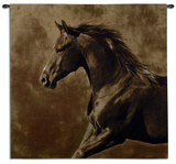 Westward Gallop Wall Tapestry